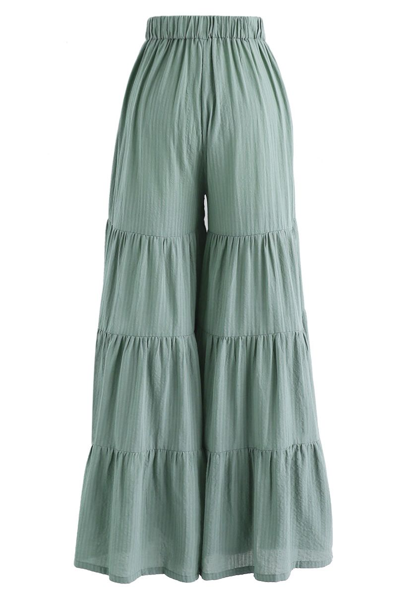 Sunny Days Wide-Leg Pants