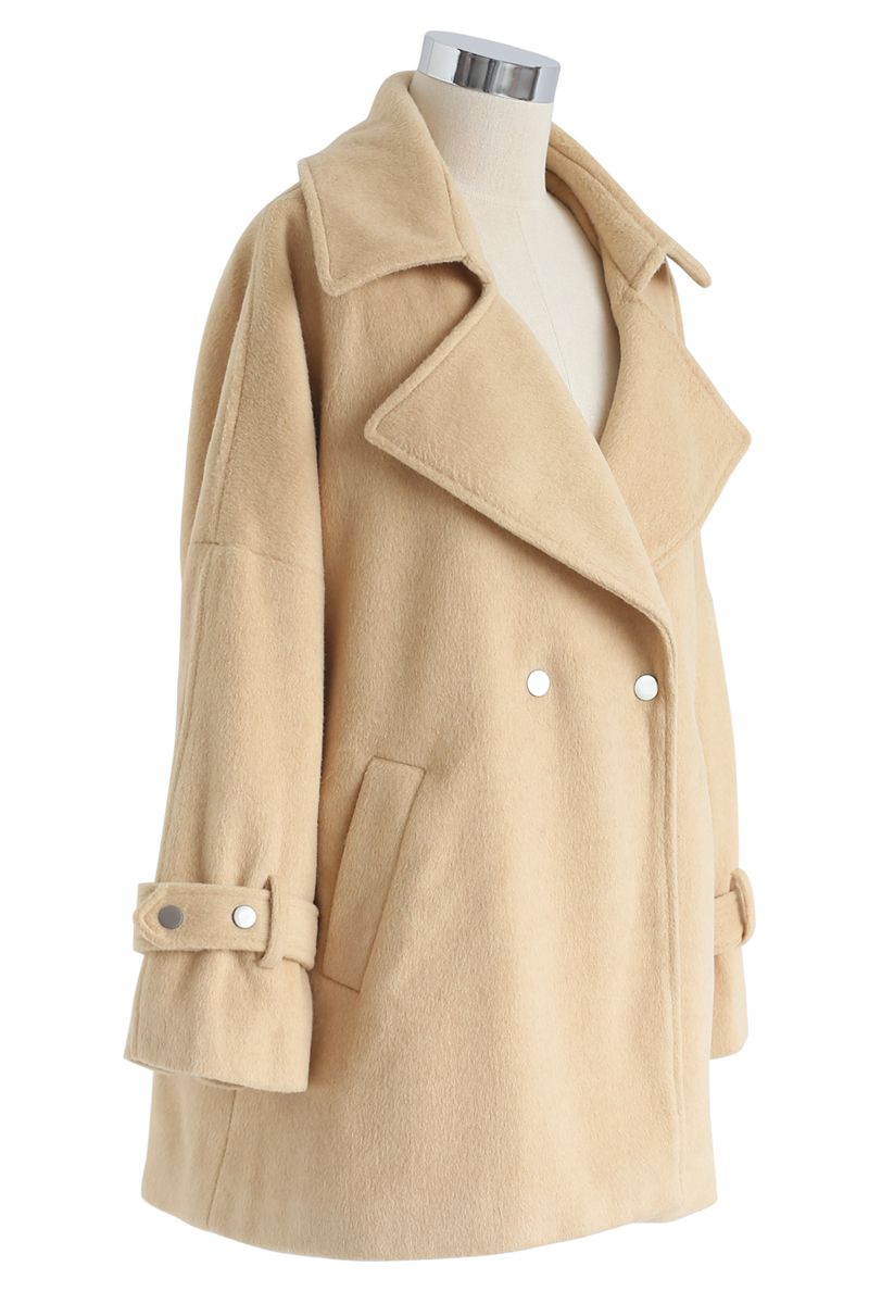 All We are Belted Coat in Yellow