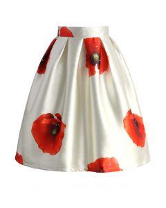 Dreaming of Hana A-line Skirt