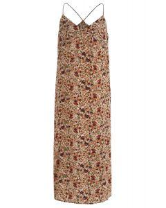 Razzle Dream World Cami Midi Dress