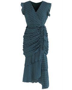 Deep on Dancing Sleeveless Bodycon Dress