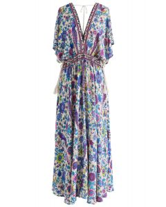 Tales of A Dream Boho Maxi Dress