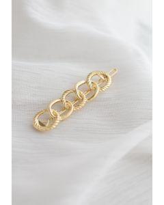 Golden Circle Bobby Pin